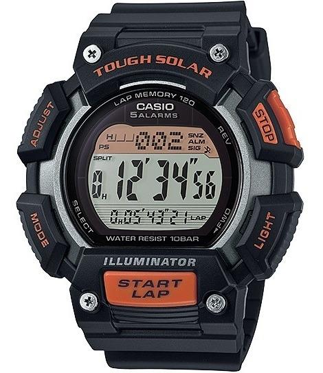 Relógio Casio Standard Masculino Solar Stl-s110h-1adf