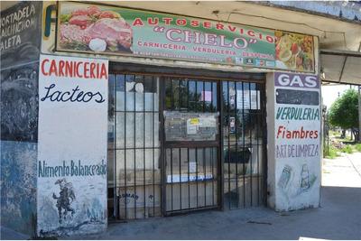 Casa Con Local Y Vivienda, Fondo De Comercio.