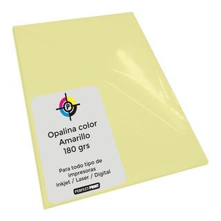 Opalina Color A3 180 Grs 20 Hojas Cartulina Papel Grueso