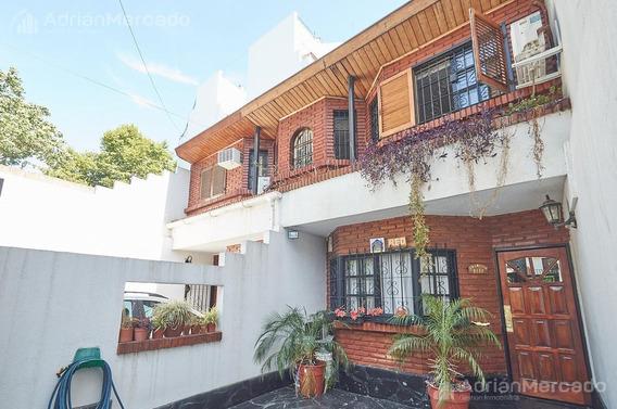 Duplex Tipo Casa En Venta 3 Dorm. , Parrilla, Patio Y Cochera.