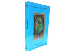 The Book Of Thoth - Egyptian Tarot - Aleister Crowley -