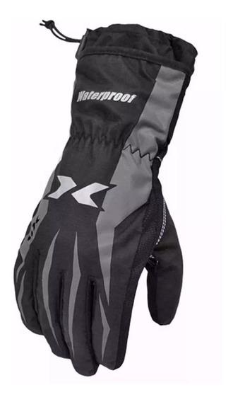 Luva X11 Dry Impermeavel Motociclista Motoqueiro Motoboy Pro