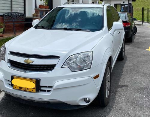 Imagen 1 de 14 de Chevrolet Captiva 2012 3.0 Sport 4x2