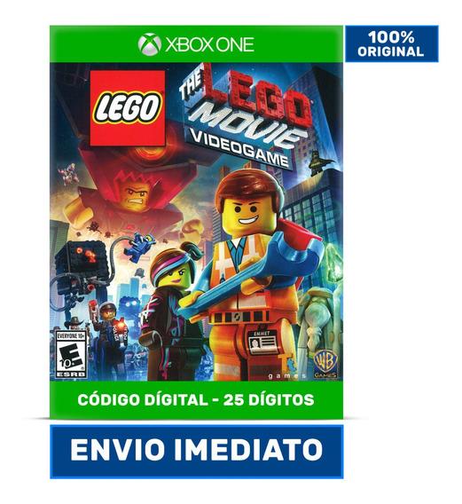 The Lego Movie Videogame - 25 Dígitos Xbox One