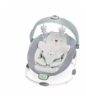Sillita Mecedora Bebe Ingenuity- Twinkle Twinkle Teddy Bear