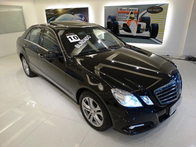 Mercedes E 350 2010 Blindado