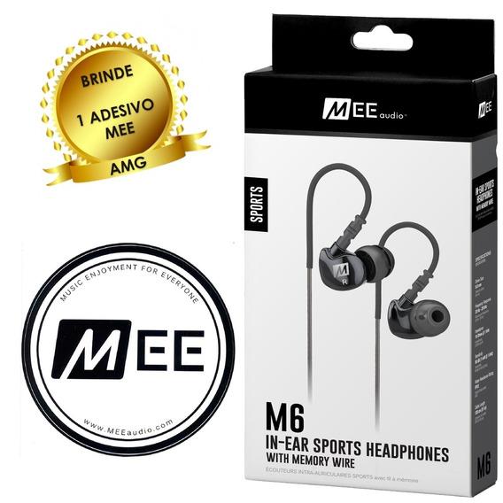Fone Sport Fitness Mee Audio - M6 - 23785