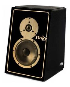 Cajon Acústico Fsa Strike - Soundbox - Sk4011