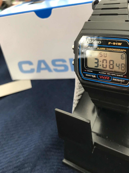 Reloj Casio F91 Original