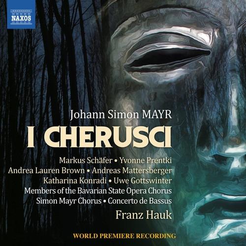 Mayr / Schafer / Hauk I Cherusci Cd Us Import