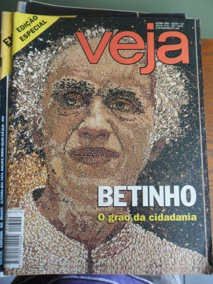Veja - Betinho (nº 1320)