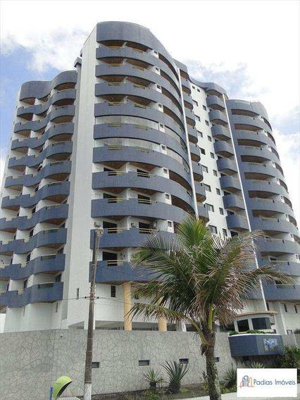 Apartamento Com 2 Dorms, Vera Cruz, Mongaguá - R$ 375 Mil, Cod: 749100 - A749100