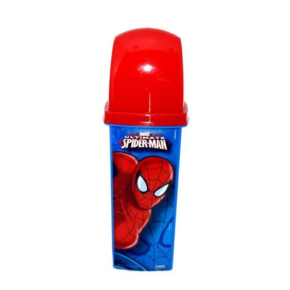 Porta Escova De Dente E Objetos Homem Aranha Plasutil