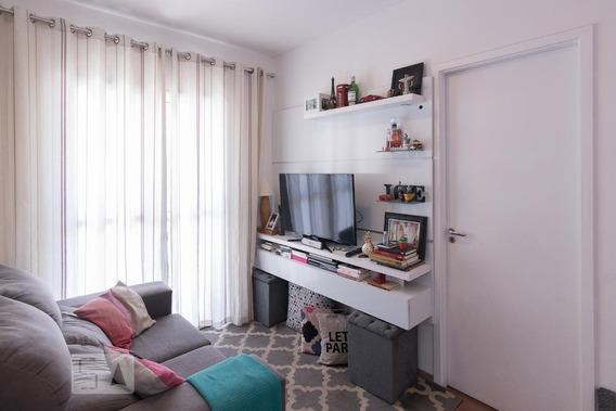 Apartamento Para Aluguel - Bom Retiro, 1 Quarto, 38 - 893052948