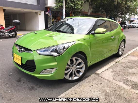 Hyundai Veloster, 1.600cc, Mt Modelo 2013 , Permuto