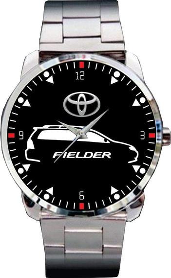 Relógio De Pulso Personalizado Corolla Fielder - Cod.tyrp020