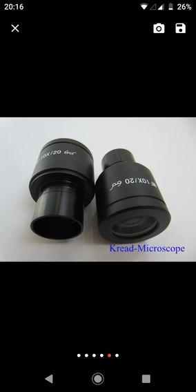 Ocular 10x De 20mm / Par