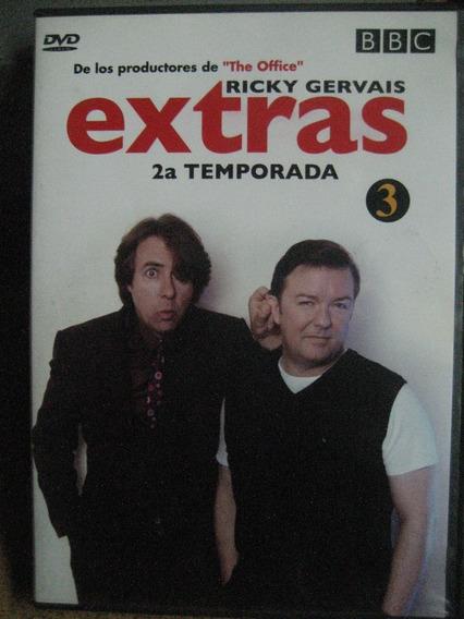 Dvd Nuevo Extras Parte 3 Segunda Temporada
