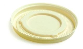 Tapa Souffle Cup 4 Oz Biodegradable Ecoshell 200 Pzas