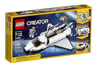 Lego Creator Space Shuttle Explorer 31066 Kit De Construcció