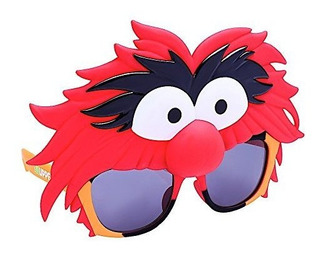 Sunstaches Muppets Animal Sunglasses Party Favores Uv400