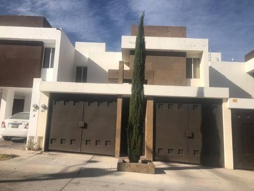 Casa En Renta Semiamueblada En Villamagna, San Luis Potosi