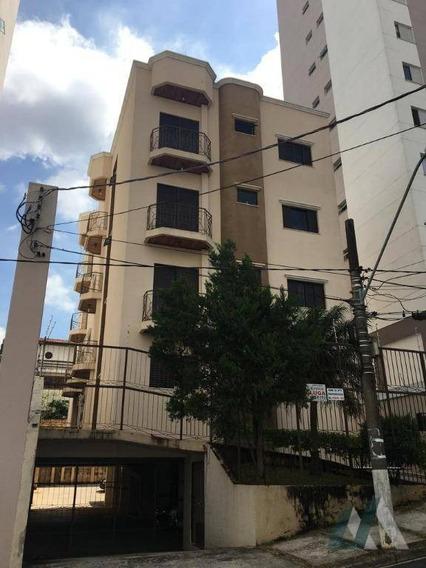 Apartamento Com 2 Dormitórios Para Alugar, 72 M² Por R$ 1.100/mês - Vila Jardini - Sorocaba/sp - Ap1736