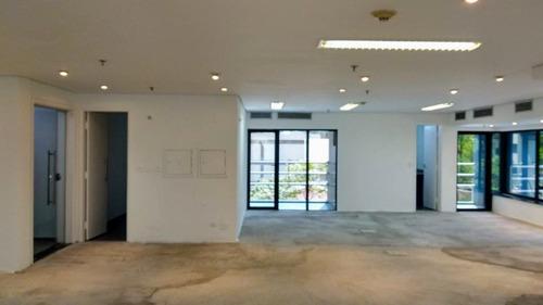 Cj0341 - Conjunto Para Alugar, 135 M² Por R$ 4.200/mês - Vila Olímpia - São Paulo/sp - Cj0341
