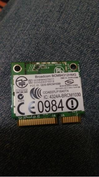 Placa Wifi Mini Pcie Broadcom Bcm94312hmg Bajo Perfil