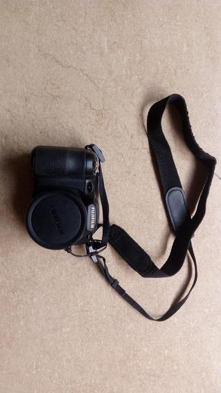 Camera Digital Fujifilm Finepix S2800d P/ Retirada De Peças