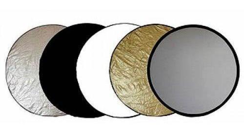 Rebatedor Circular 5x1 107cm - Tudoprafoto
