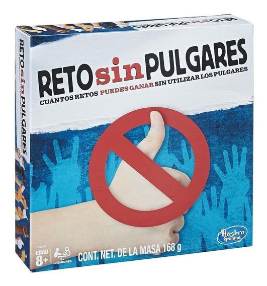 Juego De Mesa Retos Sin Pulgares - Hasbro