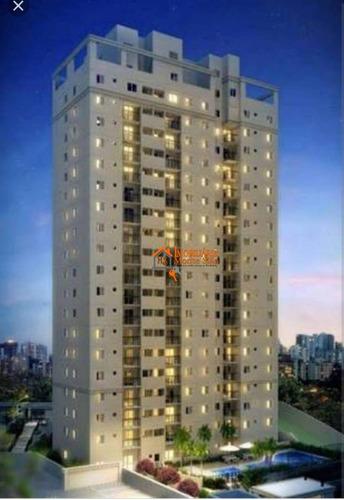 Apartamento Com 3 Dormitórios À Venda, 65 M² Por R$ 375.000,00 - Vila Augusta - Guarulhos/sp - Ap2443