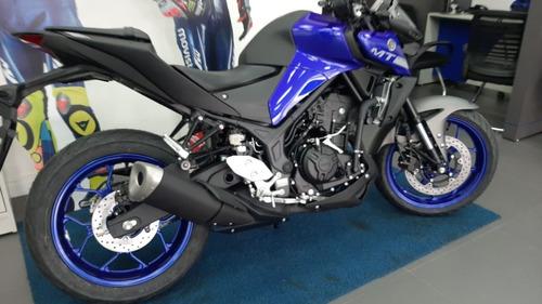 Yamaha - Mt-03 Abs - 2021  Pronta Entrega E Taxa 0,49% A.m.