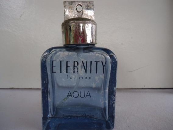 Perfume Eternity Calvin Klein 100ml Vazio P Colecionador