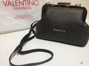 Bolsa Valentino Alien Nero - Italiana Original 12x S/ Juros