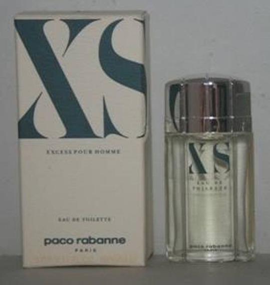 Miniatura De Perfume: Paco Rabanne - Xs - Excess Pour Homme