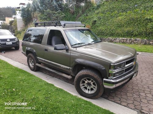 Chevrolet Grand Blazer 1995
