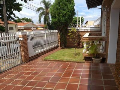 Casa Com 3 Dormitórios À Venda, 239 M² Por R$ 780.000 - Castelo - Campinas/sp - Ca12847