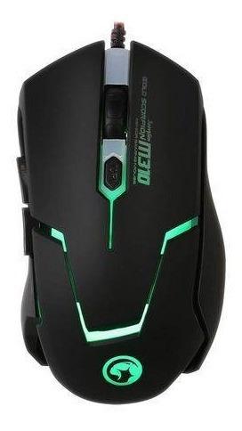Mouse Gamer Marvo Scorpion M310 1000 / 2400 Dpi
