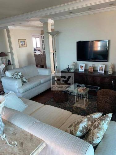 Apartamento À Venda, 280 M² Por R$ 1.698.000,00 - Campo Belo - São Paulo/sp - Ap7273