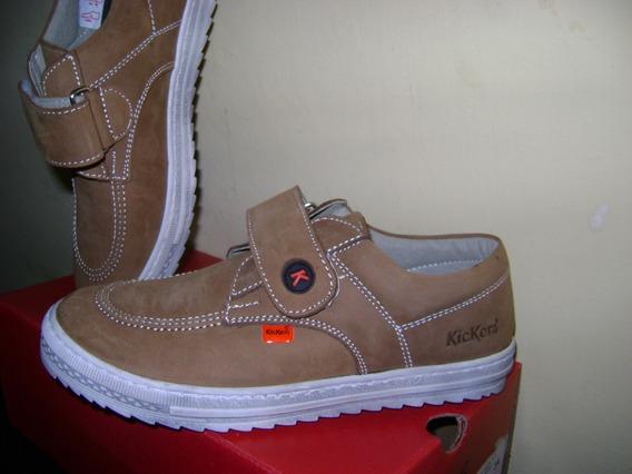 Zapato Juvenil Marca Kickers