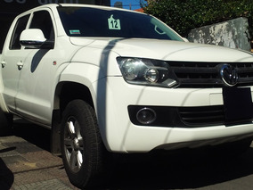 Vw Volksagen Pick Up Amarok Doble Cabina Traccion 4x4 2014