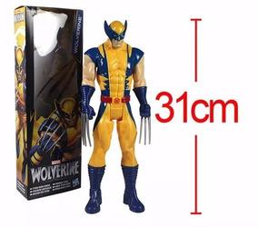 Promoção Boneco Wolverine X-men Frete Grátis