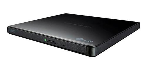 Imagem 1 de 1 de Leitor Gravador Externo LG Gp65nb60 Para Cd E Dvd