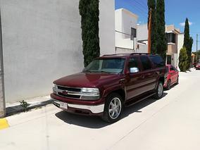Chevrolet Suburban, A.piel A/c 5.7 8 Cil.equipada Bello Van
