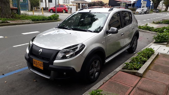 Renault Sandero Stepway Outdoor Full Equipo.