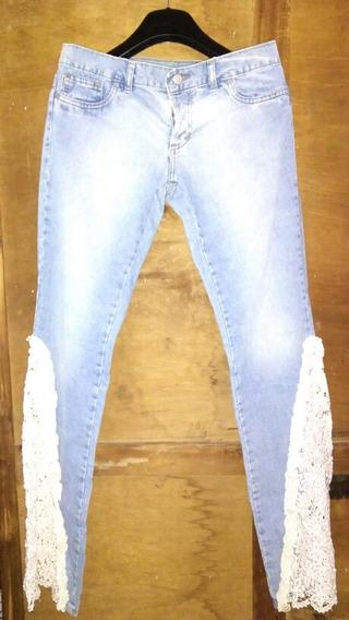 Jeans Pantalón Mujer Verano Ossira