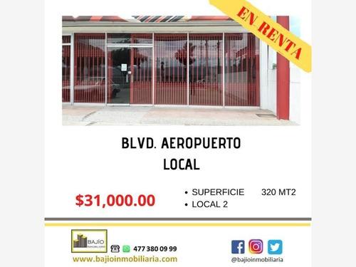 Imagen 1 de 2 de Local Comercial En Renta Blvd Aeropuerto