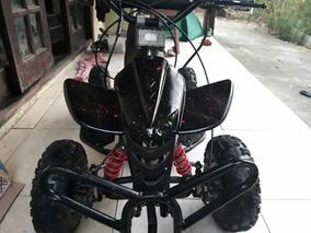 Mini Quadriciclo Tk5500 49cc - Com Defeito (motor Afogado)